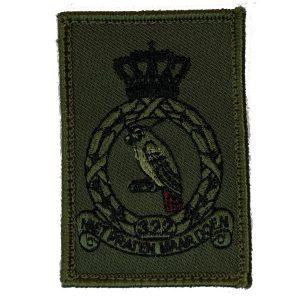 Patch 322 Squadron: 322 SQN