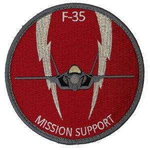 Patch 322 Squadron: F-35 Mission Support