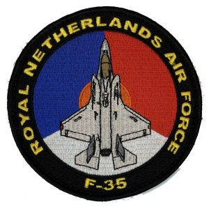 Patch 322 Squadron: F-35 RNLAF