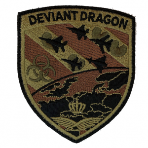 Patch 322 Squadron: Deviant Dragon 2021 OCP