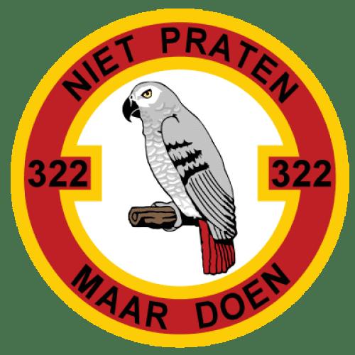 322 squadron emblemen/ emblems