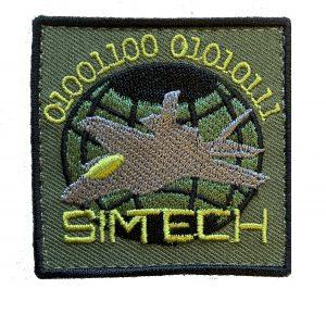 Patch 322 Squadron: Patch 322 squadron: Sim Tech